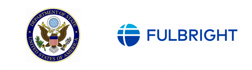 Fulbright and Department of State Logos