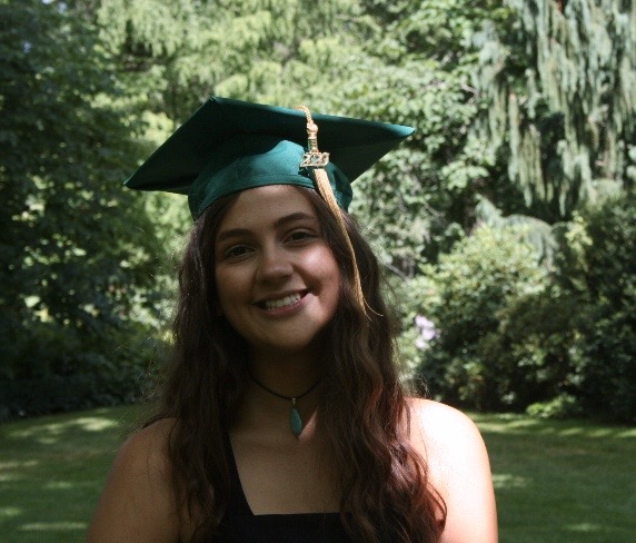 Get to Know Giuliana, ELC Student Worker
