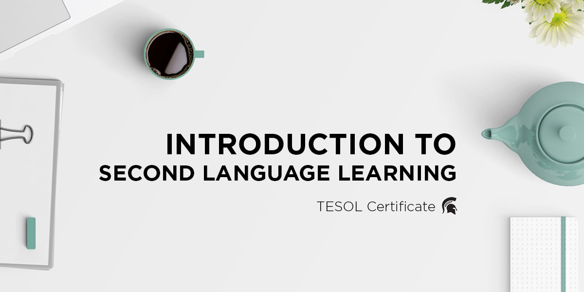 Introduction to Second Language Learning