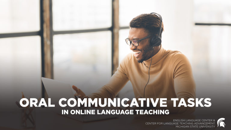 Oral Communicative Tasks