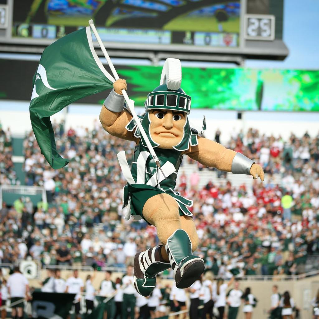 Recognizing a great mascot on National Mascot Day!