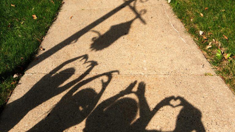 Spartan Friends and Shadows
