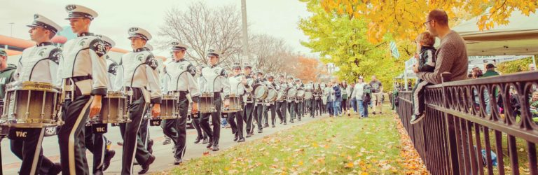 Spartan Marching Band Halftime Performance – 9.25.2021